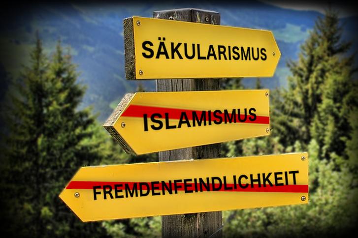 Islamkritiker melden sich zu Wort