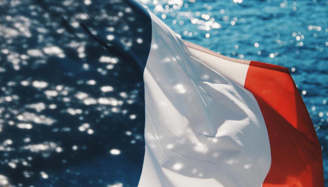 Frankreich - Fahne - pelzblog