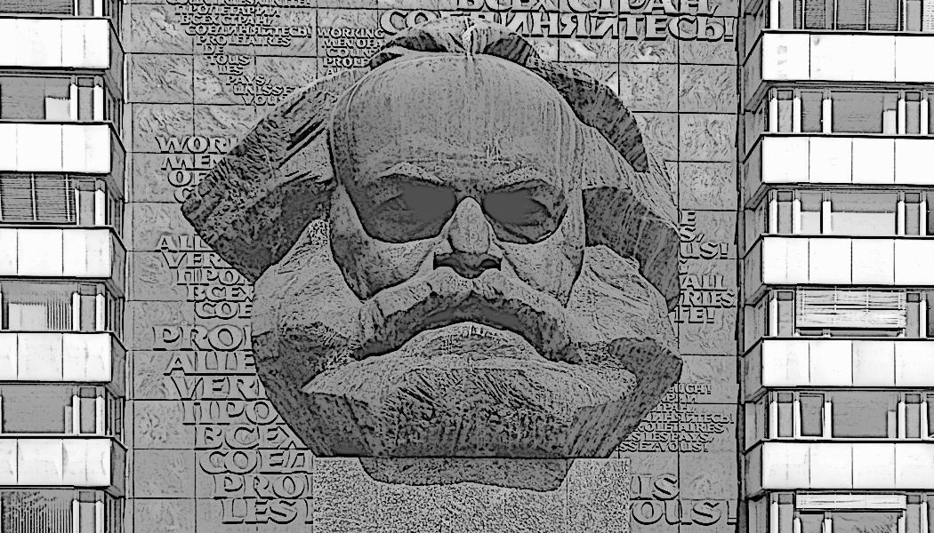 Karl Marx - Chemnitz - pelzblog