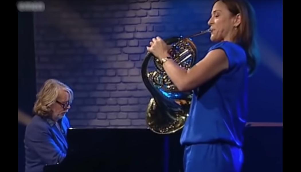 Helge Schneider & Sarah Willis